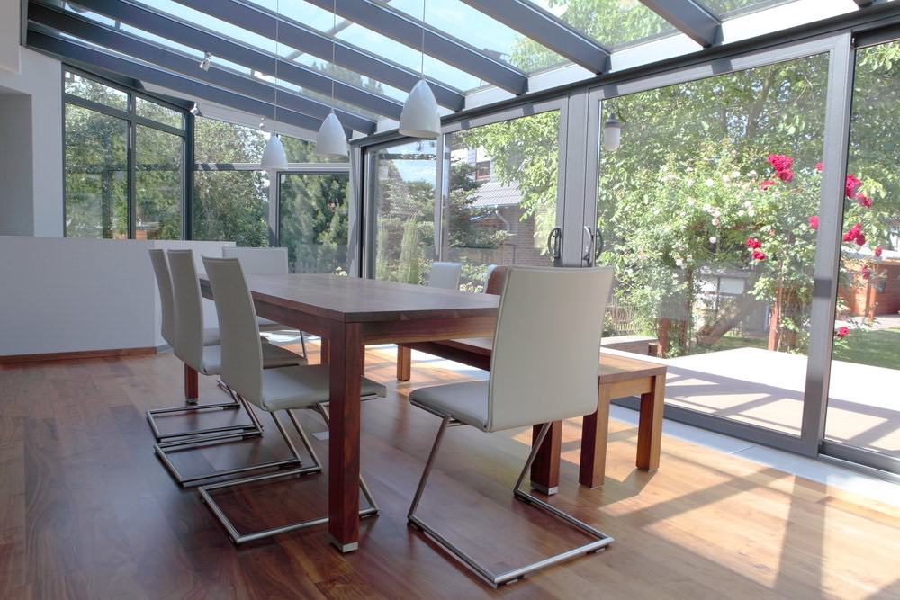 lean-to conservatory benefits
