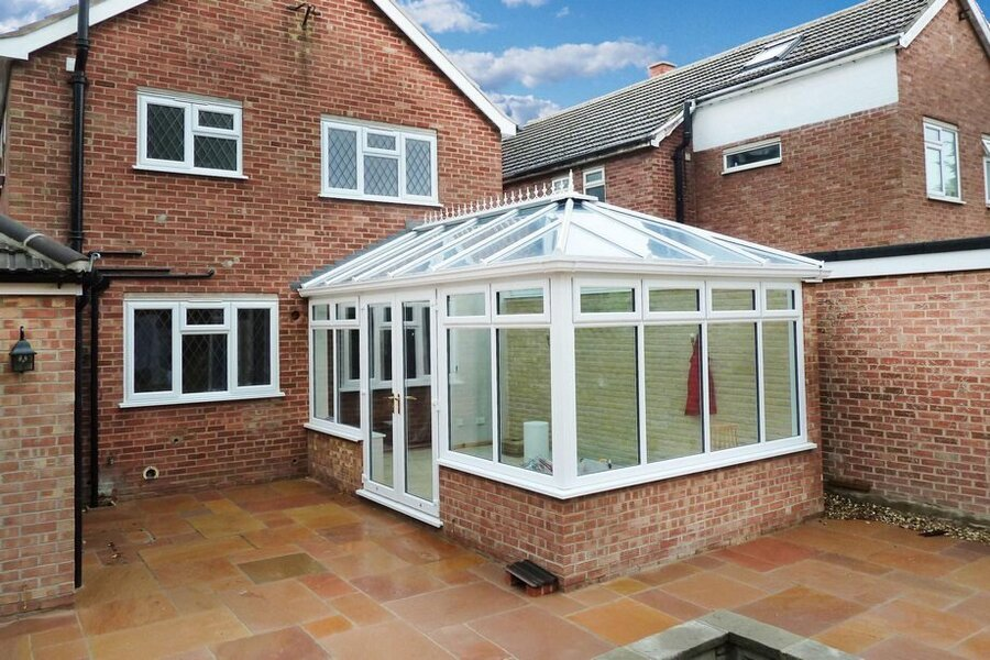 replacement conservatory cost for edwardian conservatory