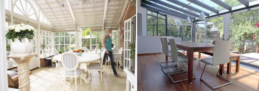 UPVC Conservatory benefits
