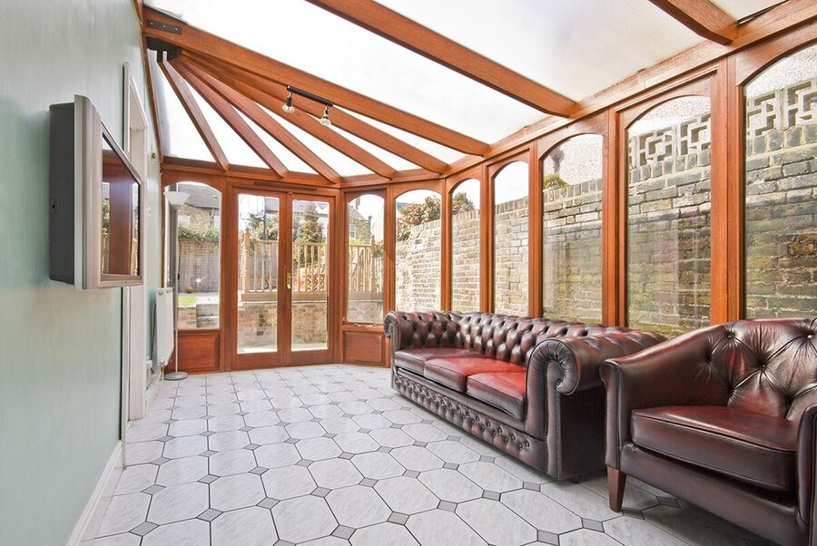 timber conservatory roof - replacement conservatory roof cost