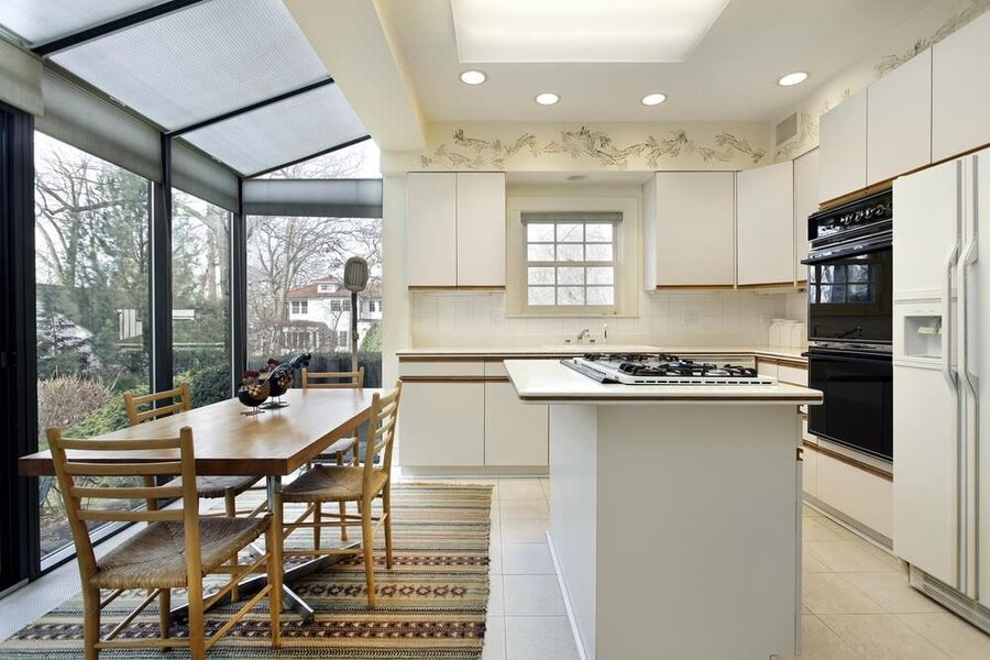 kitchen conservatory extension cost