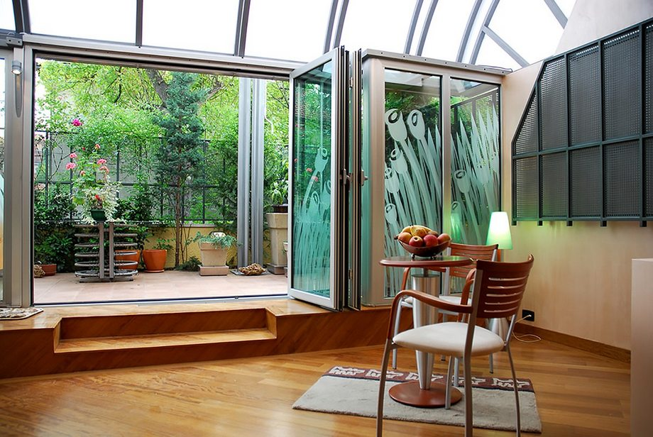 Conservatory Bi-Folding Doors | Conservatory Online Prices