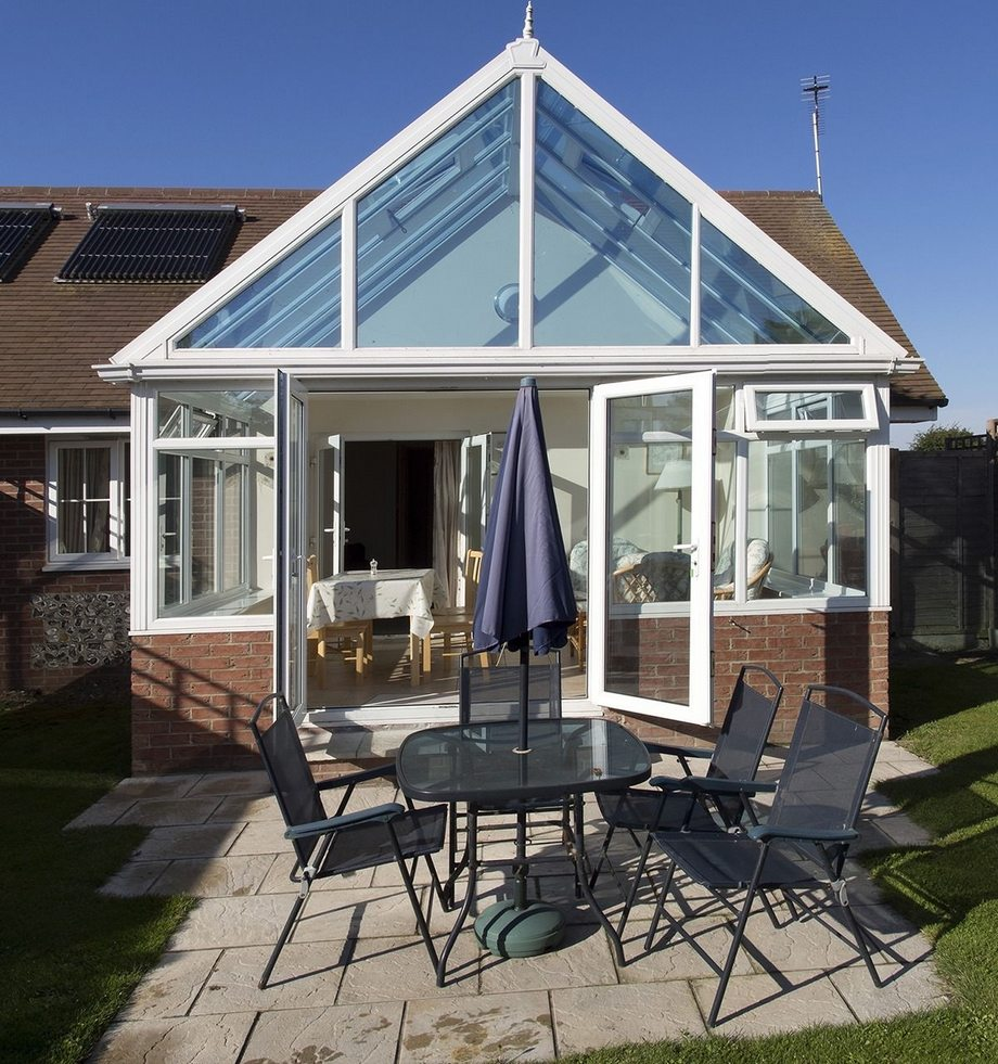 average gable conservatories costs