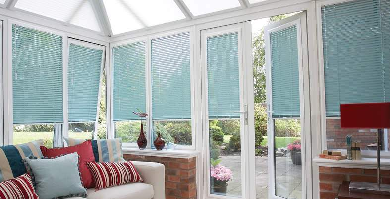 Conservatory Blinds | Best Blinds For Conservatories