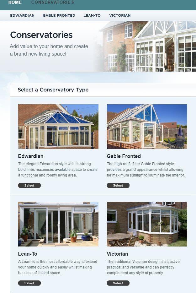 Cheap conservatory price