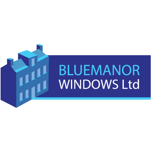 Blue Manor Windows