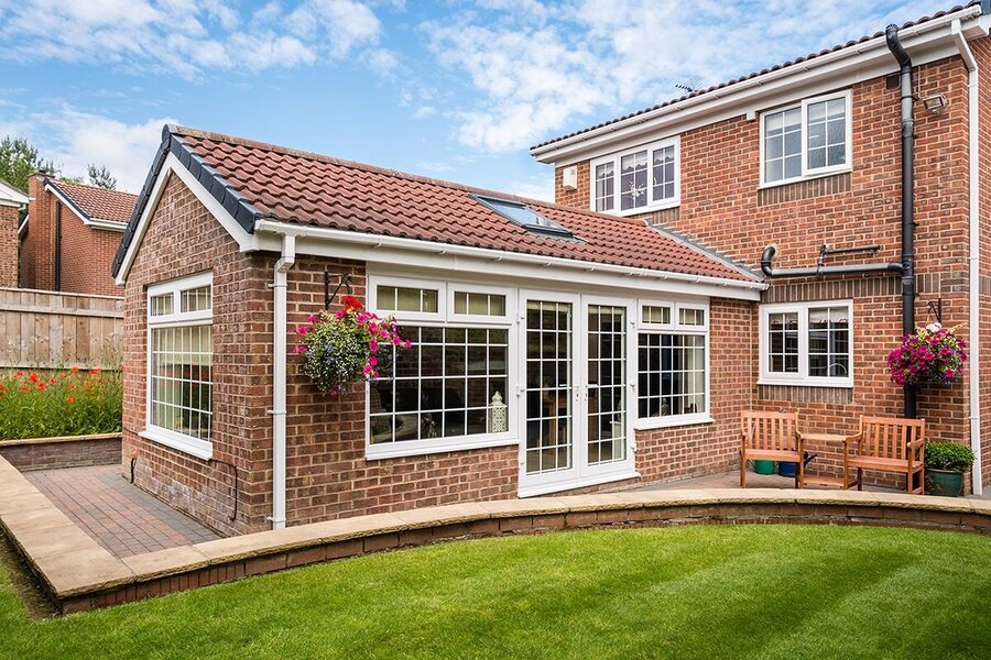 Tiled Replacement Conservatory Roof Costs