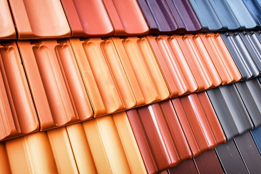 lightweight conservatory roof tiles