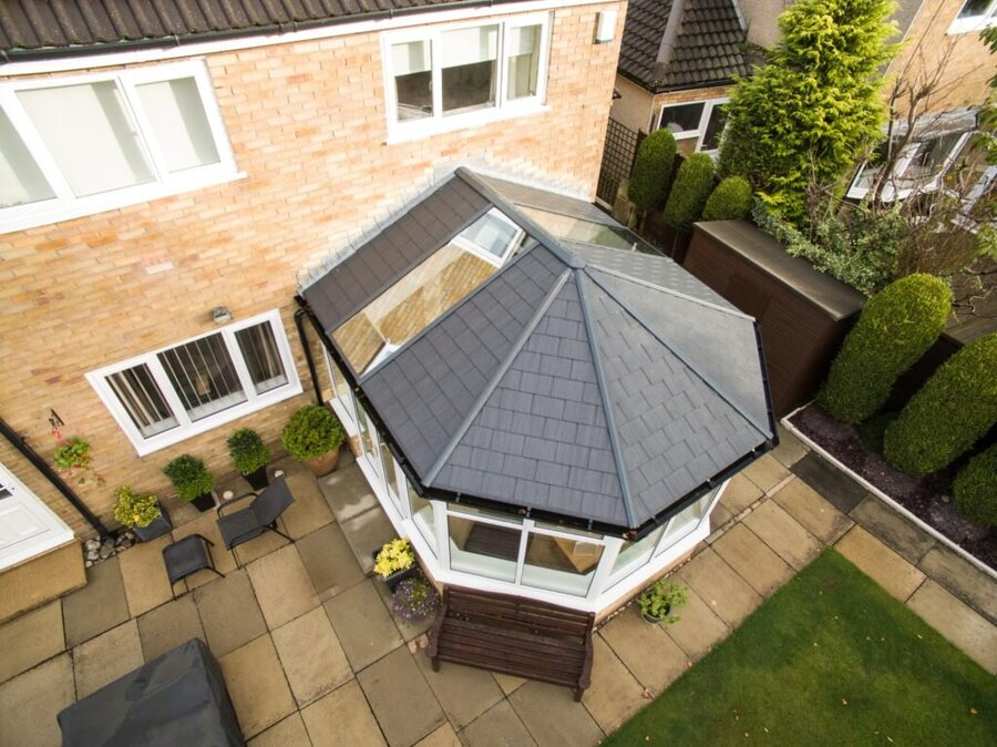 Changing Conservatory Roof to Tiled Cost