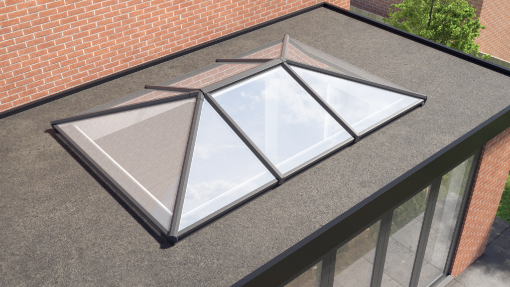 Aluminium Roof Lantern Sternfenster Featured Supplier