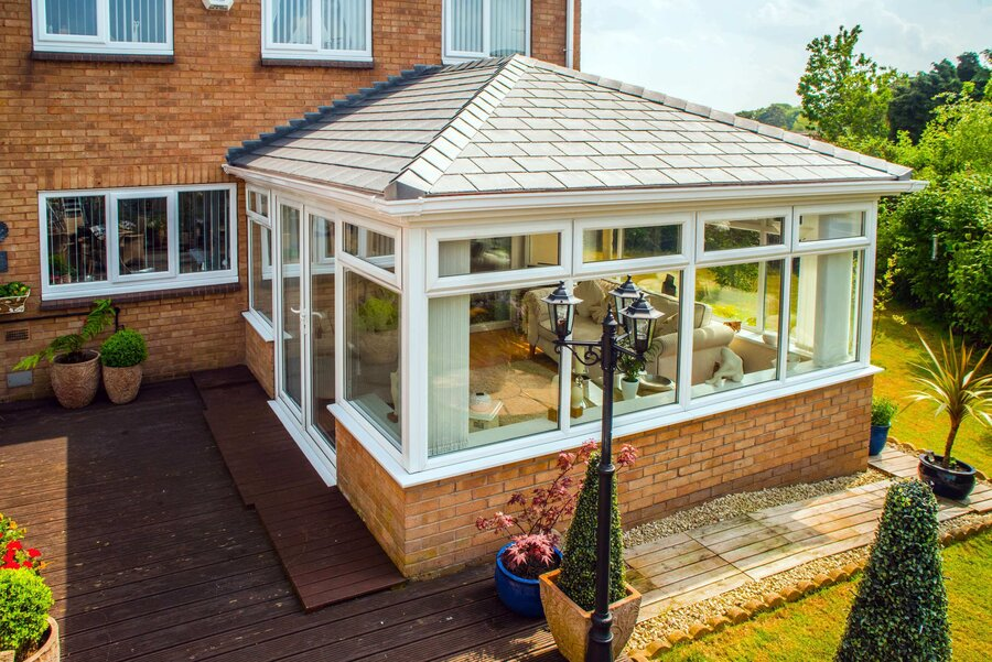 How Much Is A Conservatory With A Tiled Roof