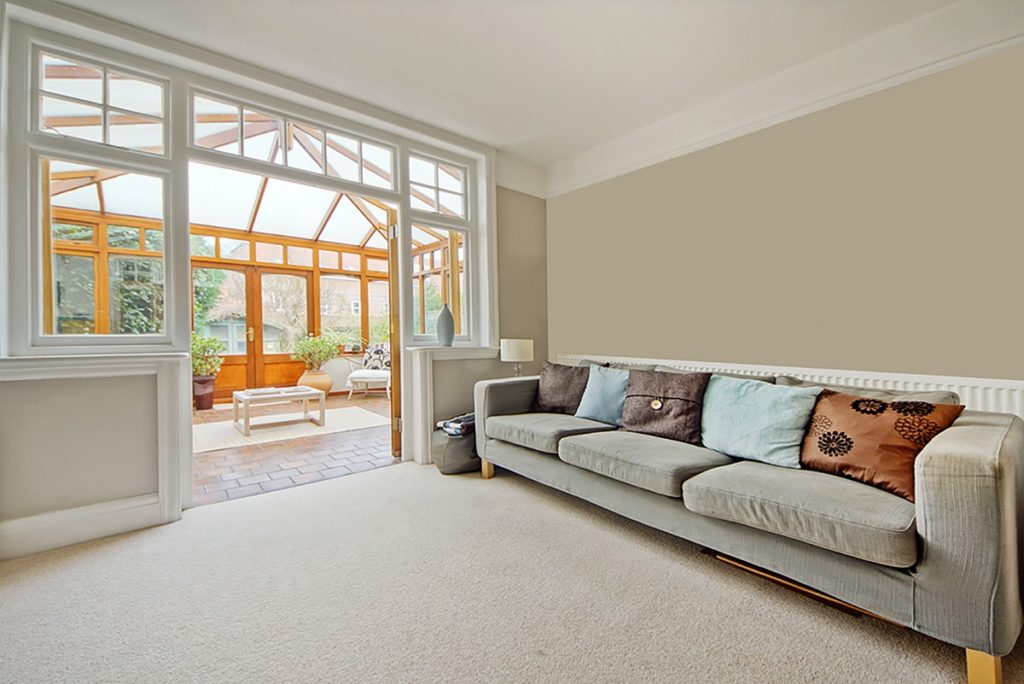 adding a conservatory to your home