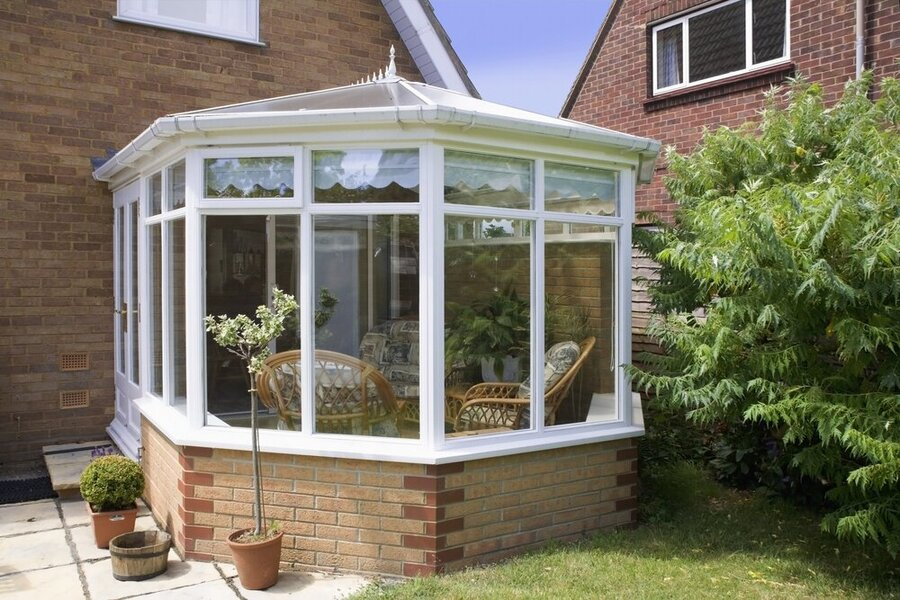 conservatories summerhouses and garden rooms costs