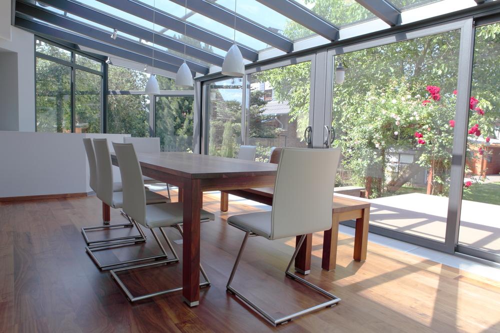 conservatory flooring ideas