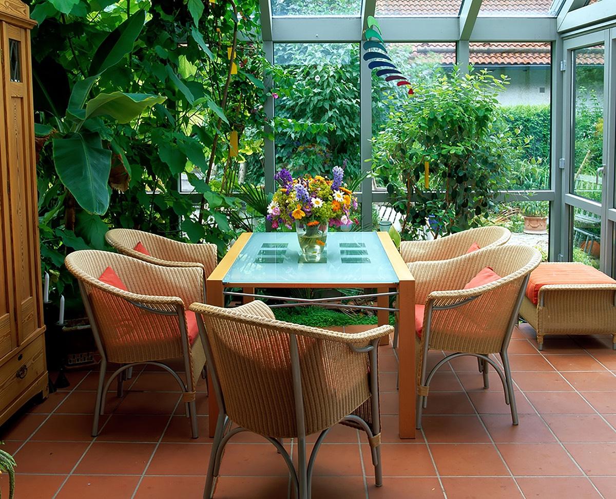 smaller conservatories