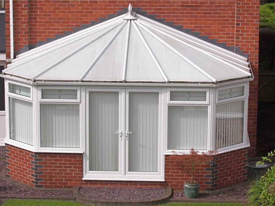 cheap conservatory roof