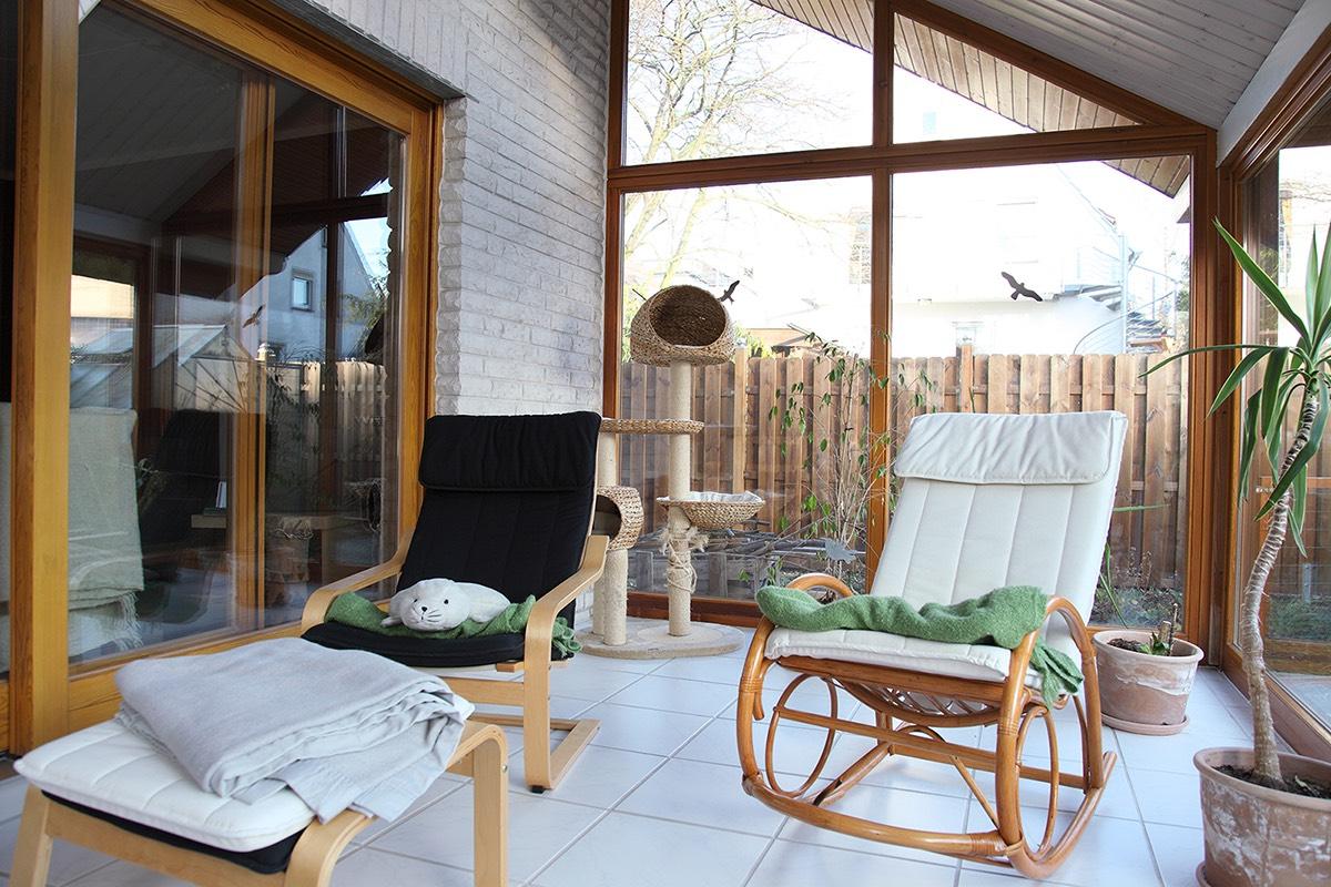 warm conservatory flooring