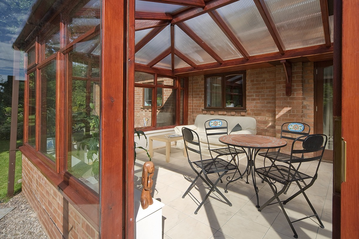 timber framed conservatory prices