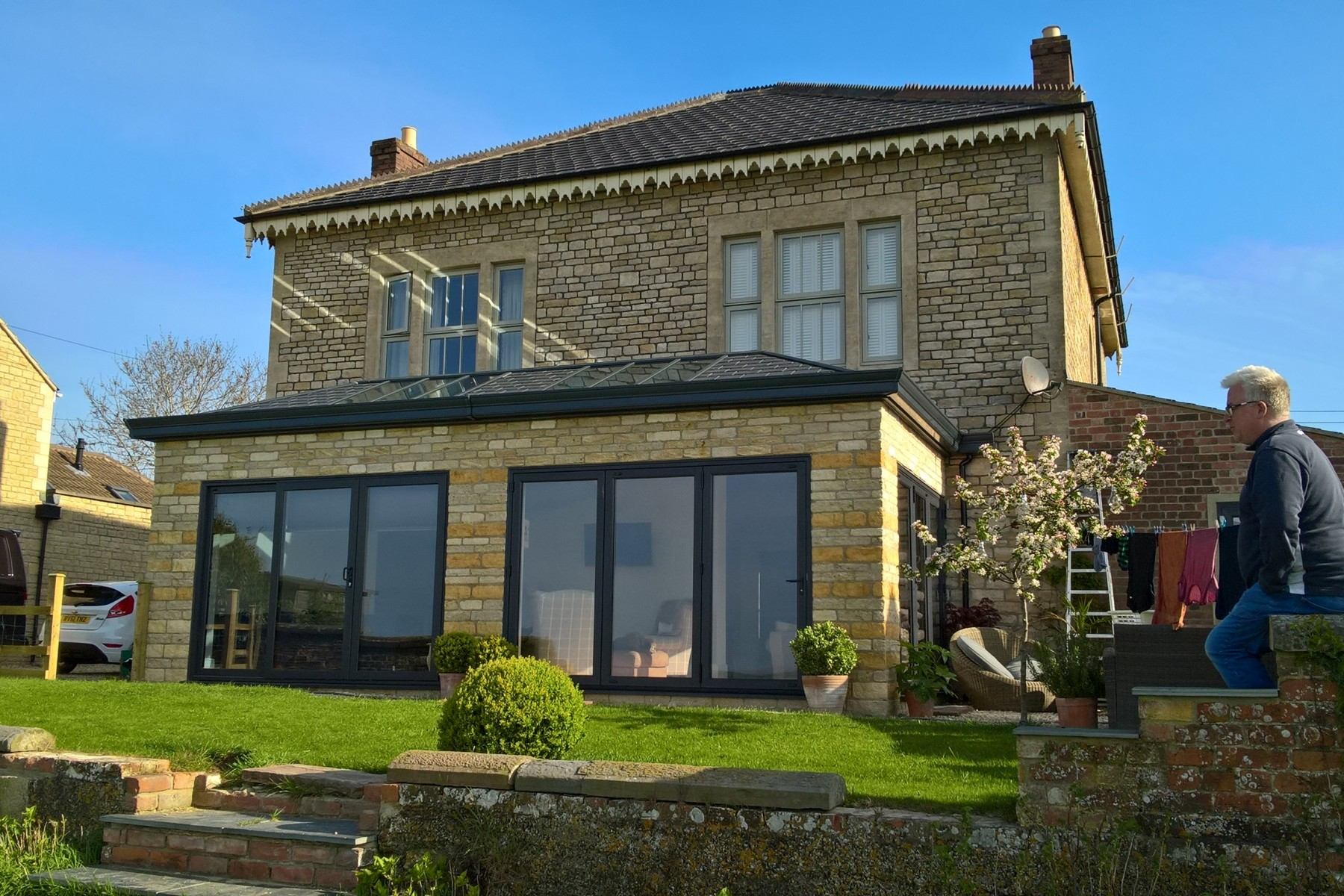 self build extension prices