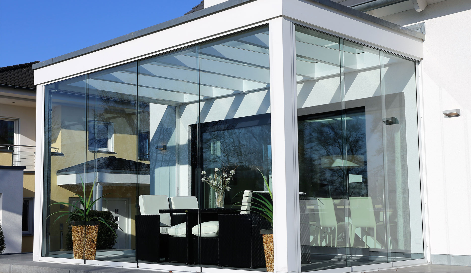 glass box extension prices