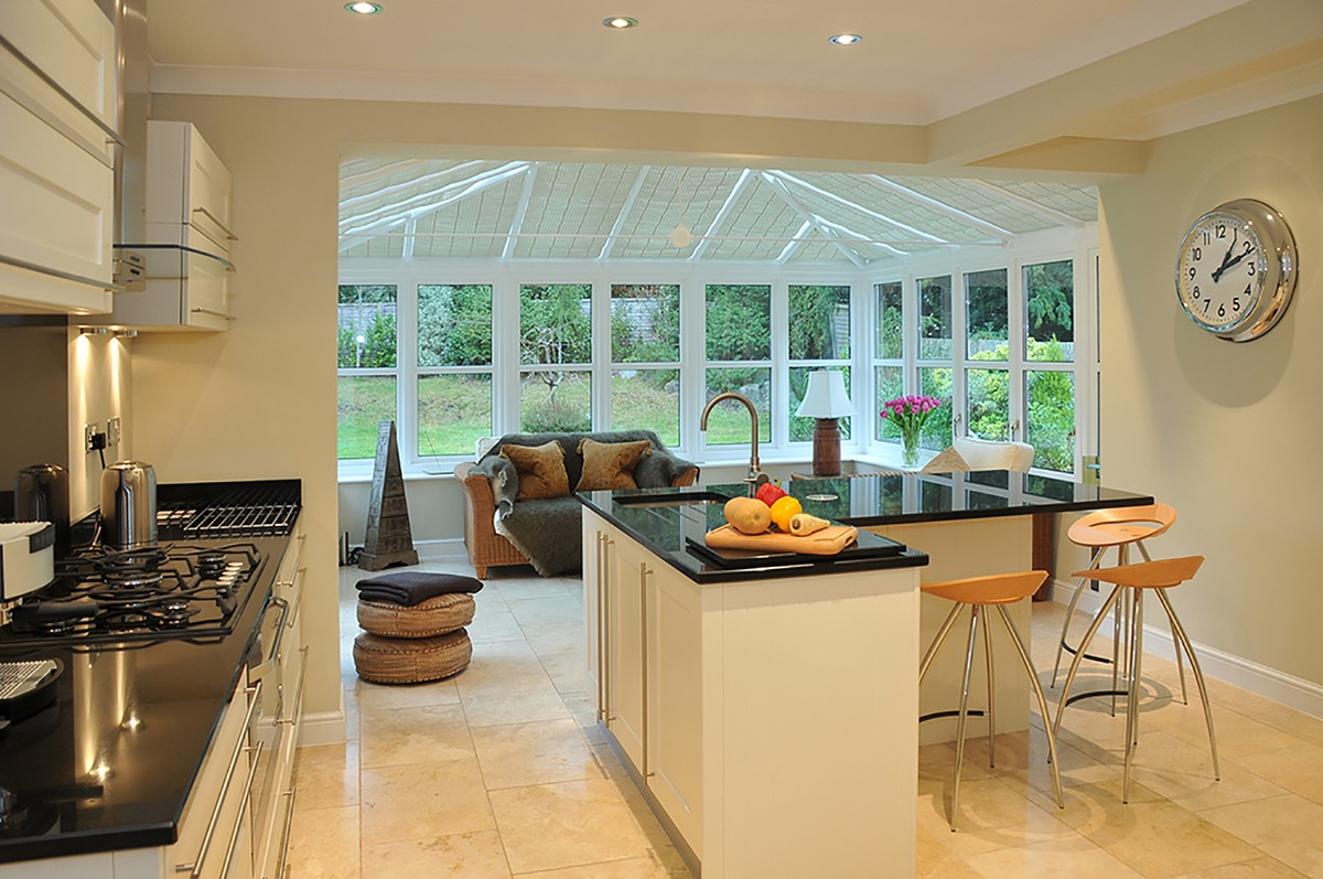 how much value does a conservatory add
