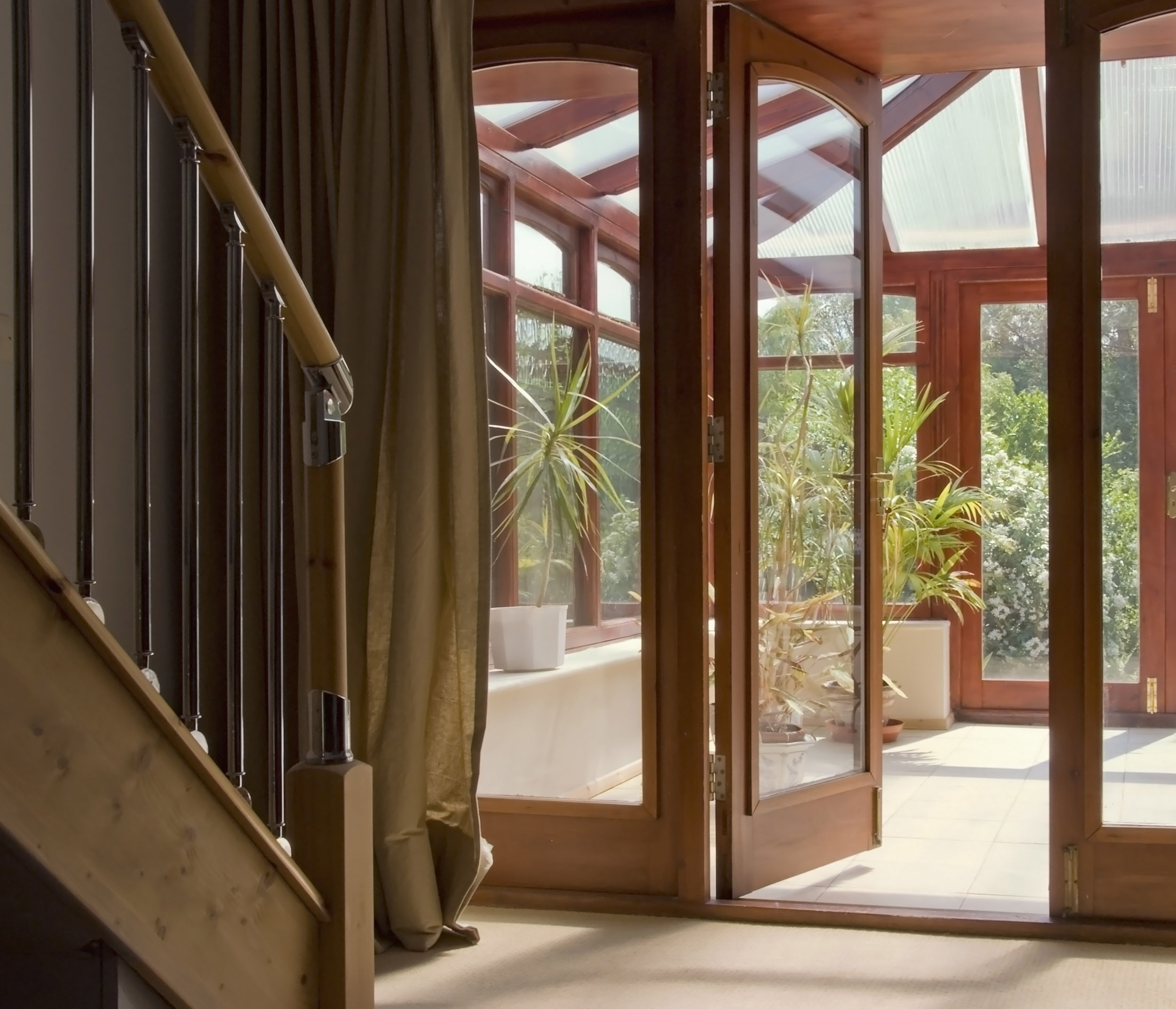 hardwood conservatory prices