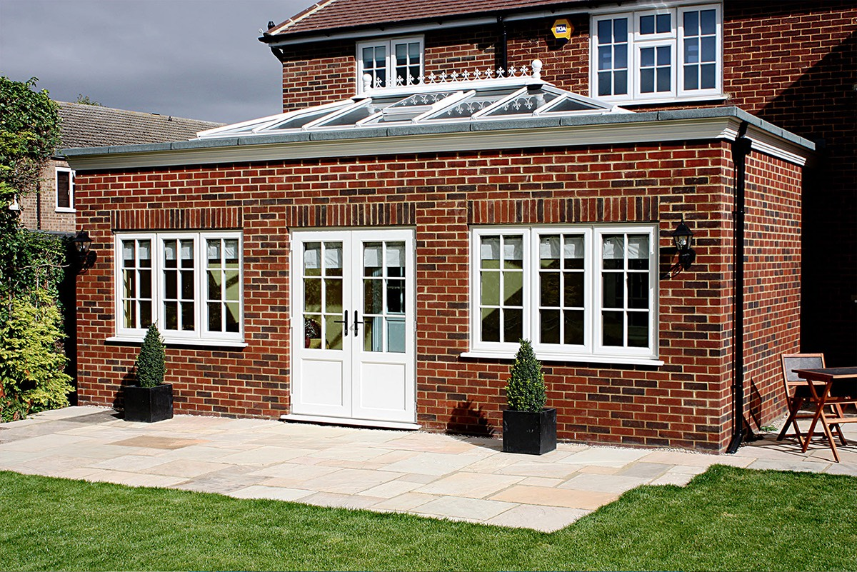 can an orangery be used as a bedroom